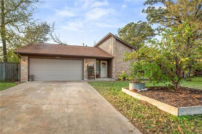 College Station Single Family Home For Sale: 1005 Val Verde Drive