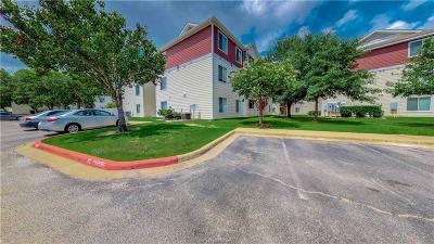 College Station Condo/Townhouse For Sale: 529 Southwest #201
