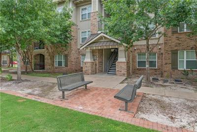College Station TX Condo/Townhouse For Sale: $192,900