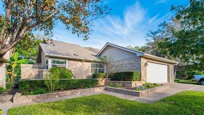 College Station Single Family Home For Sale: 9307 Stonebridge Drive