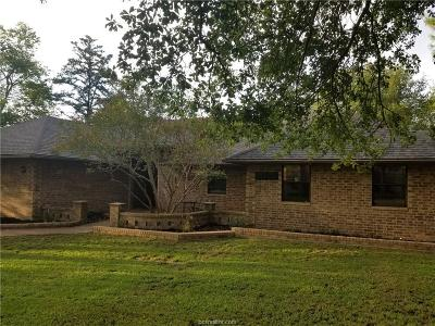 Bryan Single Family Home For Sale: 2010 Rockwood Drive