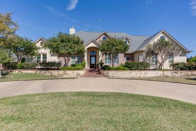 Bryan Single Family Home For Sale: 7043 Riverstone Drive