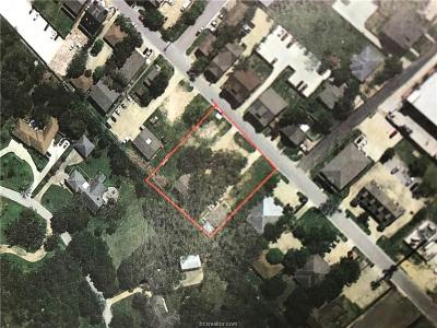 College Station Residential Lots & Land For Sale: 301,303,305 Cooner Street