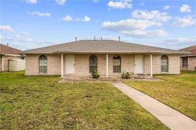 Brazos County Multi Family Home For Sale: 902 Camellia Court #A-B