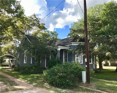 Hearne Single Family Home For Sale: 504 South Magnolia Street