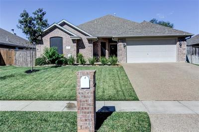 Bryan , College Station  Single Family Home For Sale: 903 Barchetta Drive