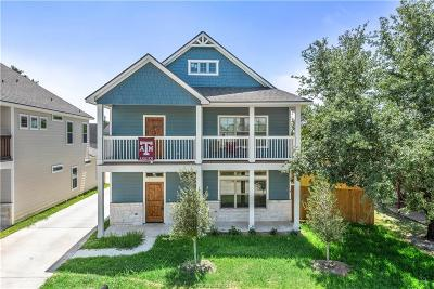 College Station Single Family Home For Sale: 122 Richards Street #A