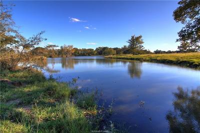 Navasota Residential Lots & Land For Sale: Tbd Cr 415 County Road