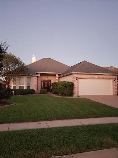Bryan , College Station  Single Family Home For Sale: 4007 Rehel Drive