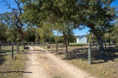 Burleson County Single Family Home For Sale: 7325 Fm 908 Farm To Market Road