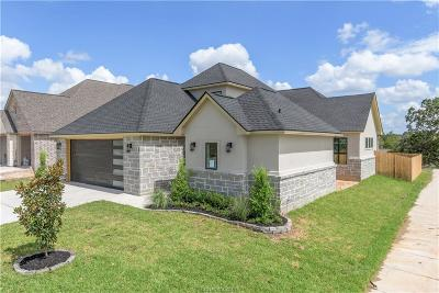 College Station Single Family Home For Sale: 3900 Eskew Drive