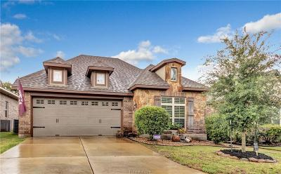 Bryan , College Station  Single Family Home For Sale: 1736 Parkland Drive