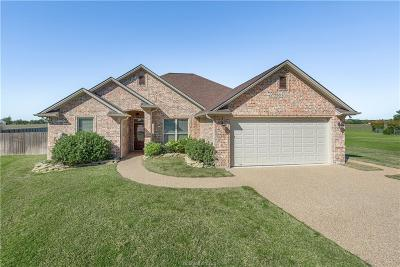 Bryan Single Family Home For Sale: 4178 Wagonwheel Road