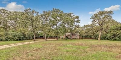 College Station Single Family Home For Sale: 9910 Woodview Drive