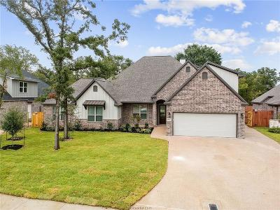 College Station Single Family Home For Sale: 1912 Bareboot Trail