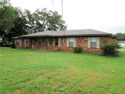 Robertson County Single Family Home For Sale: 710 West Texas