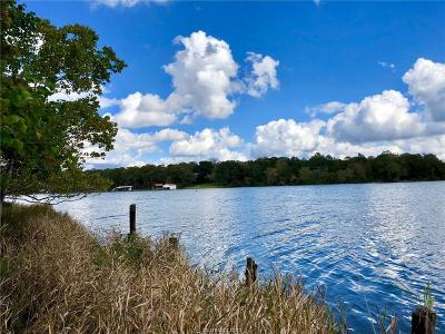 College Station, Bryan, Iola, Caldwell, Navasota, Franklin, Madisonville, North Zulch, Hearne Residential Lots & Land For Sale: 10987 Clyde Acord Road