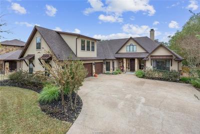 Bryan Single Family Home For Sale: 3225 Pinyon Creek Drive