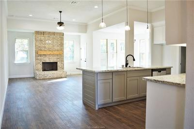 College Station Single Family Home For Sale: 4258 Rock Bend Drive