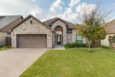 College Station Single Family Home For Sale: 4211 Rocky Creek Trail
