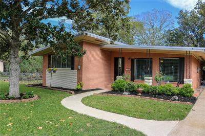 Grimes County Single Family Home For Sale: 713 Elm Street