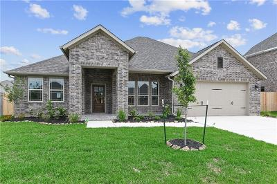 College Station Single Family Home For Sale: 2707 Talsworth Drive