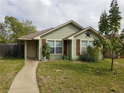 Bryan , College Station Single Family Home For Sale: 914 East 29th Street