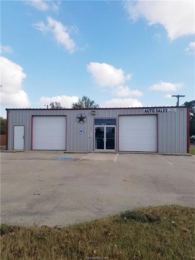 Bryan Commercial For Sale: 900 West 17th Street