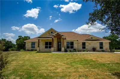 Bryan Single Family Home For Sale: 7210 Planters Loop
