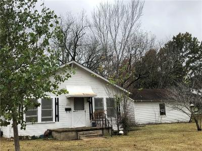 Robertson County Single Family Home For Sale: 1108 Cypress Street
