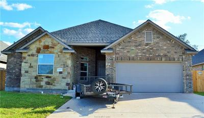 College Station Single Family Home For Sale: 4260 Rock Bend Drive