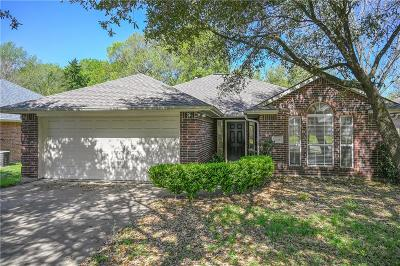 Bryan Single Family Home For Sale: 1718 Beaver Pond Court