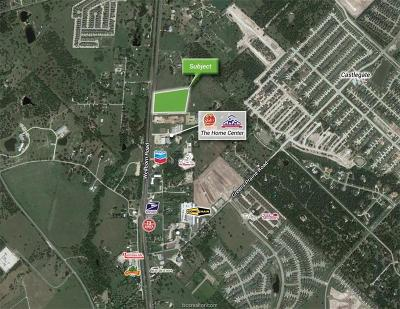 College Station Commercial For Sale: 999 Wellborn Road
