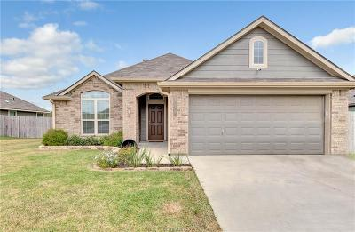 Navasota Single Family Home For Sale: 816 Heritage Drive