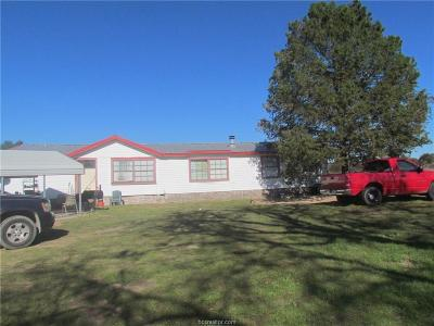 Robertson County Single Family Home For Sale: 2063 Fm 2954