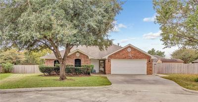 College Station Single Family Home For Sale: 1408 Richland Court
