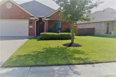 College Station Single Family Home For Sale: 4004 Rocky Vista Drive