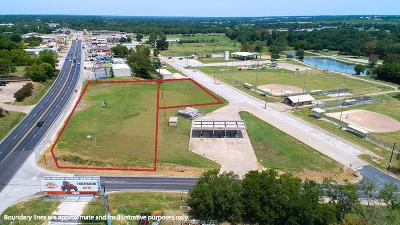 Caldwell Residential Lots & Land For Sale: Tbd Corner Of St Hwy 36 S./Wright St