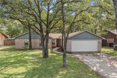 Bryan Single Family Home For Sale: 905 Wedgewood