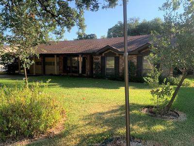 Brazos County Single Family Home For Sale: 1219 Neal Pickett Drive