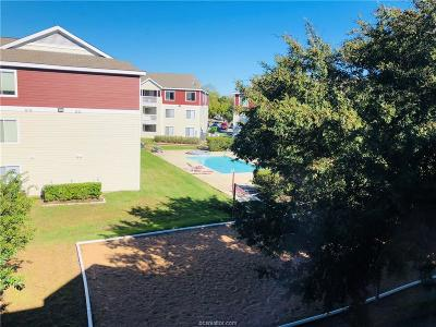 College Station Condo/Townhouse For Sale: 529 Southwest #301