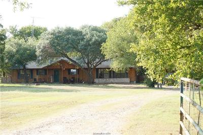 Burleson County Single Family Home For Sale: County Road 246 County Road 246