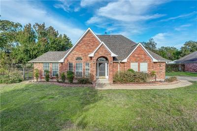 Bryan TX Single Family Home For Sale: $399,000