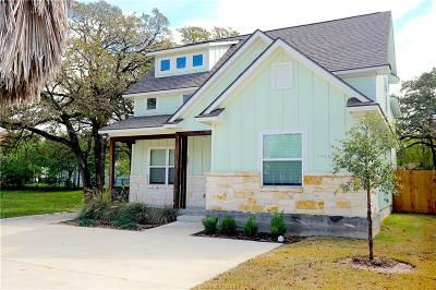Bryan Single Family Home For Sale: 207 Tee