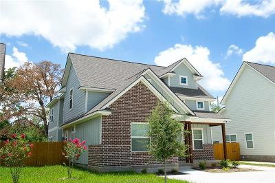 Bryan Single Family Home For Sale: 3204 Link