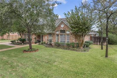 College Station Single Family Home For Sale: 5007 Congressional Court