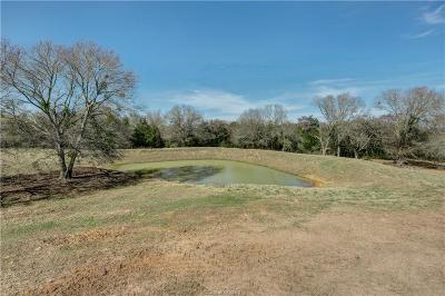 Brazos County Residential Lots & Land For Sale: +/- 31 Acres Old Bundick Road
