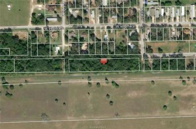 Navasota Residential Lots & Land For Sale: 900 Roosevelt