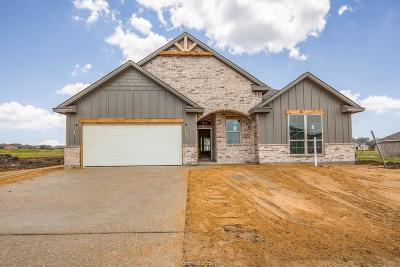 College Station Single Family Home For Sale: 4105 Caney Creek Court