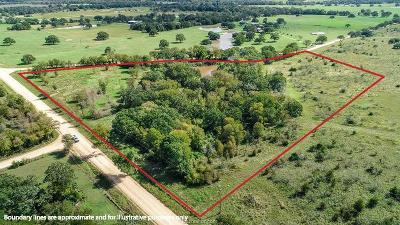 Caldwell Residential Lots & Land For Sale: 3031 County Road 127 (+/- 12 Acres)